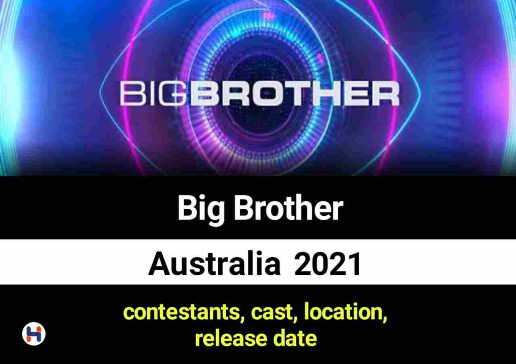 Big brother Australia contestants 2021, cast, location ...